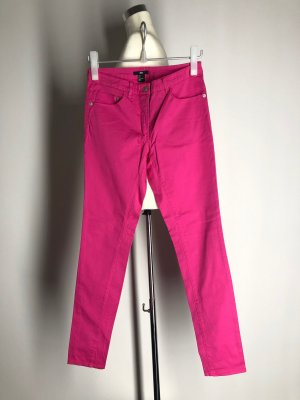H&M casual Five-Pocket-Hose, pink