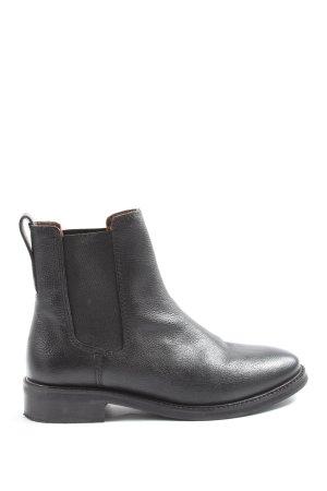 H&M Chelsea Boots schwarz Casual-Look