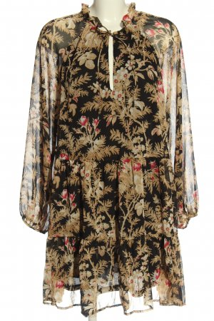 H&M Chiffon Dress allover print casual look