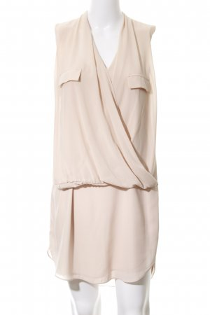 H&M Chiffonkleid altrosa Elegant