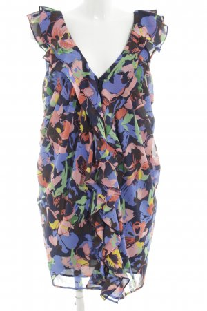 H&M Chiffonkleid Blumenmuster Casual-Look