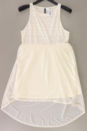 H&M Szyfonowa sukienka Wielokolorowy Poliester