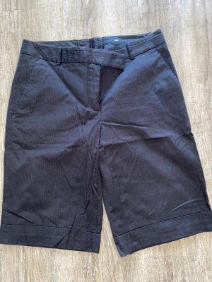 H&M Chino Anzug Shorts Gr. 40 kurze Hose Nadelstreifen