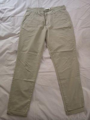 H&M Pantalone chino beige chiaro-beige