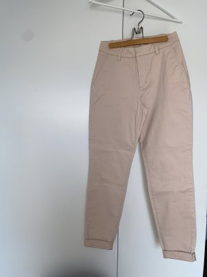 H&M Chino Hose in rosa