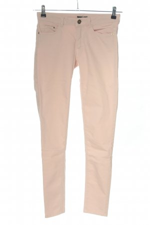 H&M Skinny Jeans creme Casual-Look