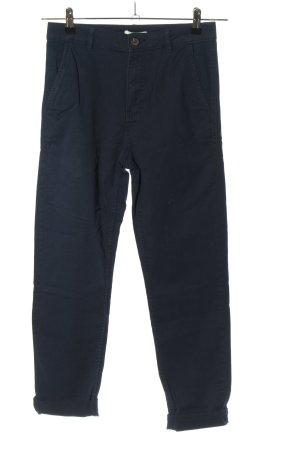 H&M Pantalone chino blu elegante