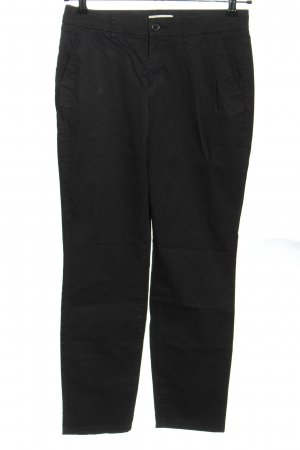 H&M Chinohose schwarz Casual-Look