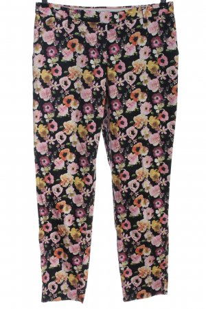 H&M Chinohose Allover-Druck Casual-Look