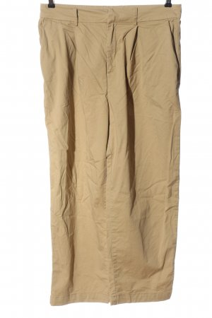H&M Chinohose wollweiß Casual-Look