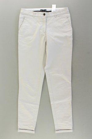 H&M Chinohose Größe 36 grau aus Baumwolle