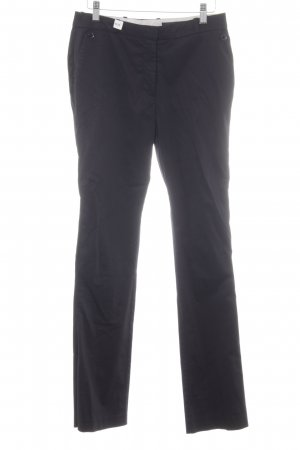 H&M Chinohose schwarz Business-Look