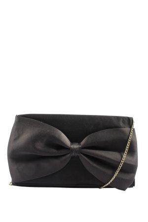 H&M Clutch schwarz Elegant