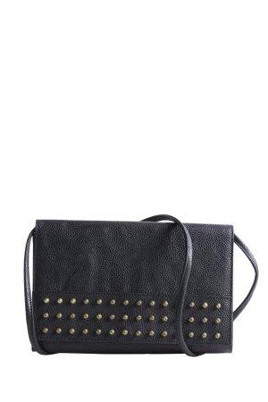 H&M Clutch schwarz Casual-Look
