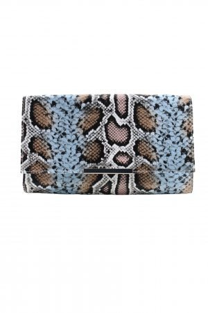 H&M Clutch Animalmuster extravaganter Stil