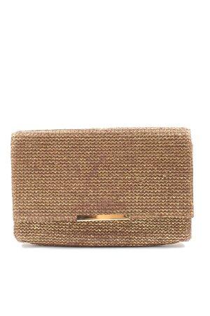 H&M Clutch brown elegant
