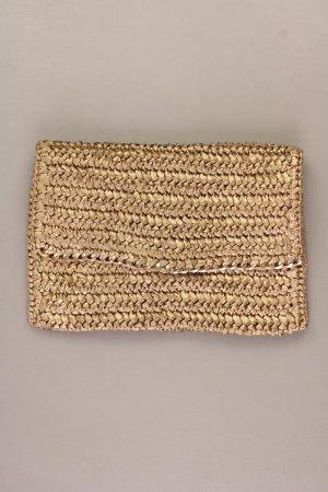 H&M Clutch gold-colored