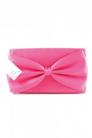 H&M Clutch magenta Elegant