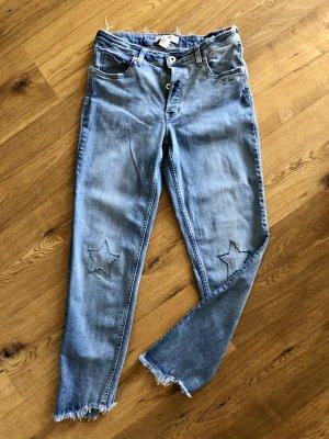 H&M x Coachella Collection Jeans stretch multicolore