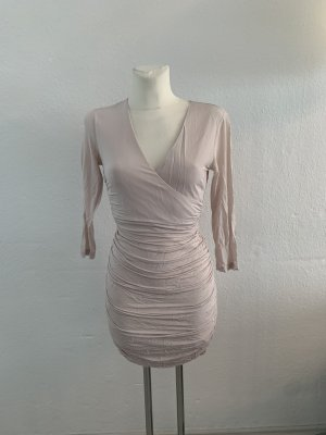 H&M Cocktail Kleid Rose Sommerkleid S/M