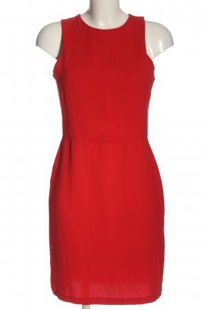 H&M Cocktailkleid rot Casual-Look