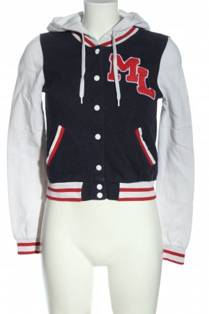 H&M College Jacket printed lettering casual look