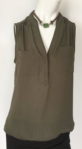 H&M conscious Collection Bluse Gr 36