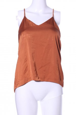 H&M Conscious Collection Camisola color bronce look casual