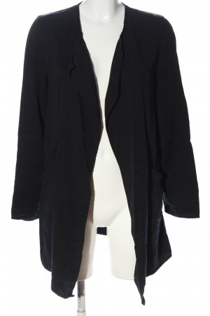 H&M Conscious Collection Cardigan schwarz Casual-Look
