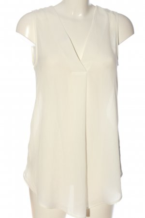 H&M Conscious Collection Hemd-Bluse weiß Casual-Look