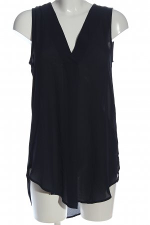 H&M Conscious Collection Hemd-Bluse blau Casual-Look