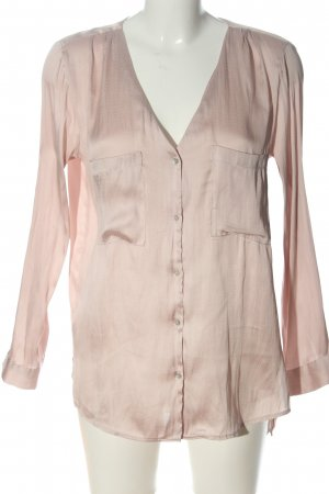 H&M Conscious Collection Hemd-Bluse creme Casual-Look
