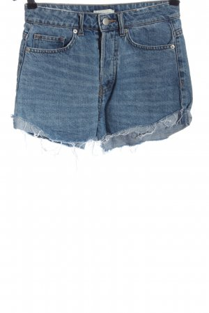 H&M Conscious Collection Jeansshorts blau Casual-Look