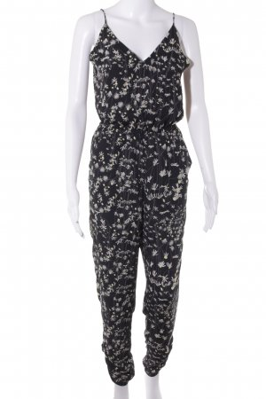 H&M Conscious Collection Jumpsuit Blumenmuster Casual-Look