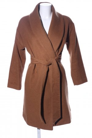 H&M Conscious Collection Oversized Coat brown casual look