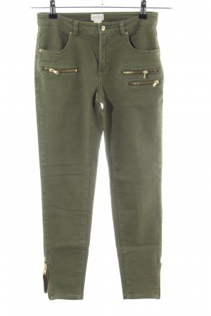 H&M Conscious Collection Röhrenhose khaki Casual-Look