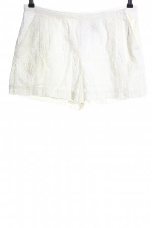 H&M Conscious Collection Shorts weiß Casual-Look
