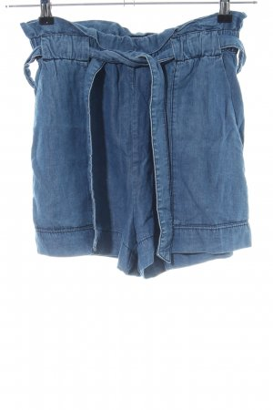 H&M Conscious Collection Shorts blau Casual-Look