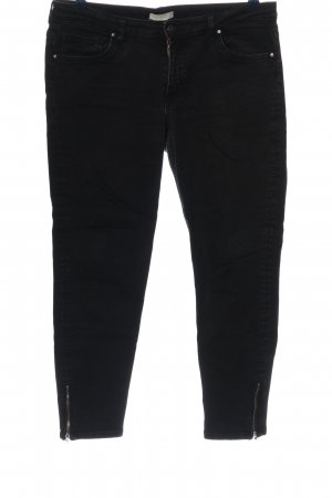 H&M Conscious Collection Skinny Jeans schwarz Casual-Look