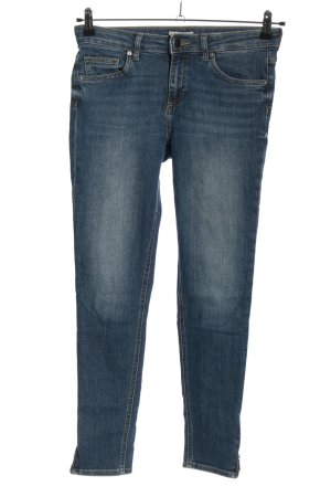 H&M Conscious Collection Slim Jeans blau Casual-Look