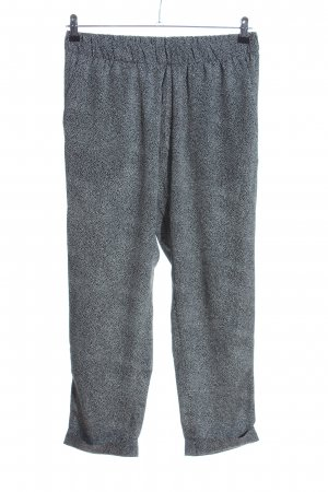 H&M Conscious Collection Stoffhose hellgrau Casual-Look