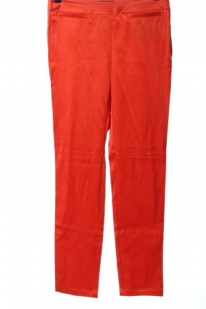 H&M Conscious Collection Stoffhose rot Casual-Look