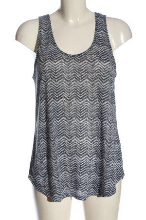 H&M Conscious Collection Camiseta sin mangas blanco-gris claro look casual