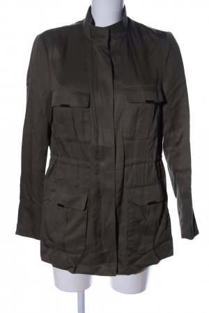 H&M Conscious Collection Übergangsjacke braun Casual-Look