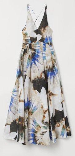 H&M Conscious Exclusive Kleid 36