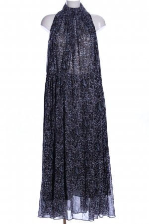 H&M Conscious Exclusive Maxikleid Allover-Druck Casual-Look