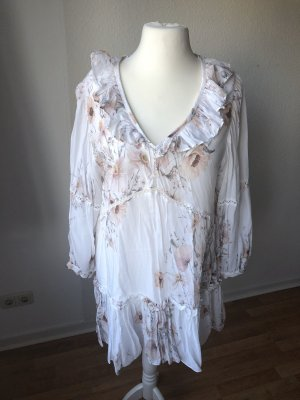 H&M Conscious Collection Tunic Dress multicolored