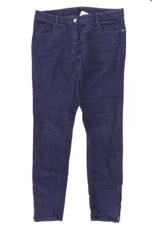 H&M Pantalon en velours côtelé bleu-bleu fluo-bleu foncé-bleu azur coton
