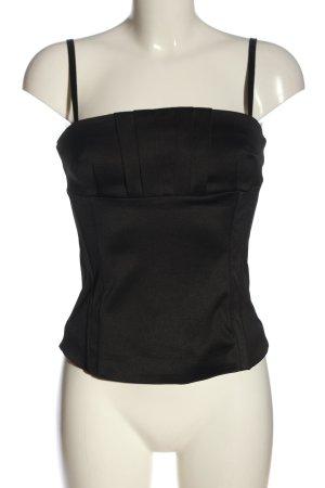 H&M Corpetto nero elegante