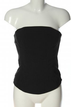 H&M Corsage Top black casual look